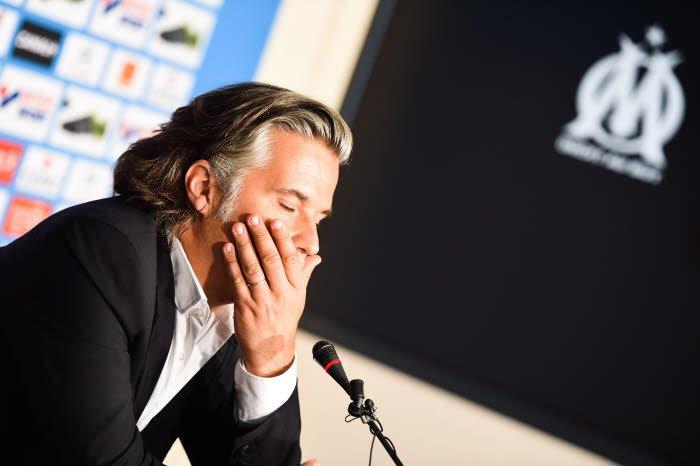 Mercato - OM : «Très fatigué», Vincent Labrune espère encore «quelques mouvements» !