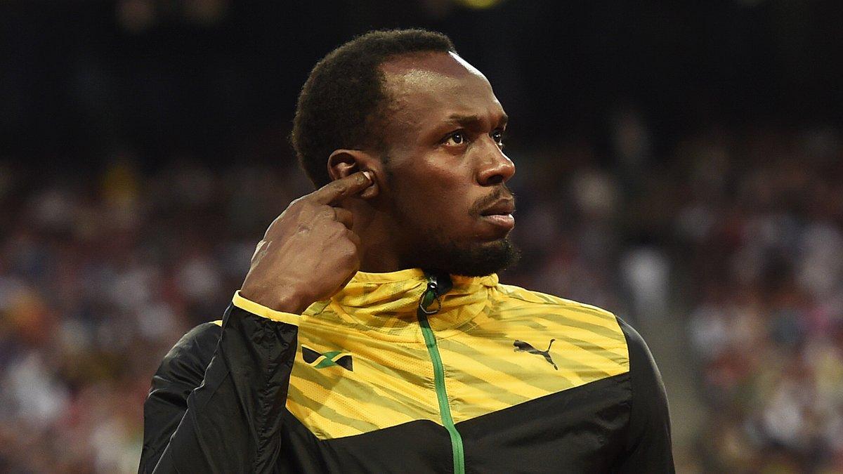 Athlétisme : Usain Bolt laisse planer le doute sur son avenir