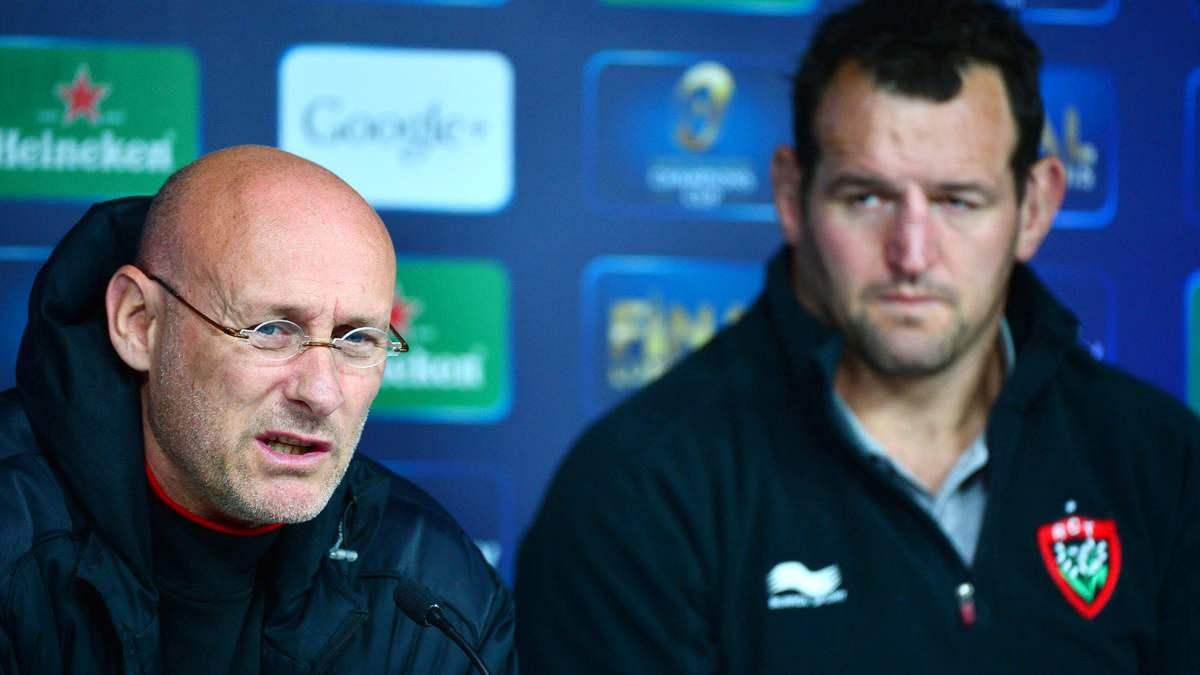 Rugby - Top 14 : Laporte commente l'éventuel retour d'une star néo-zélandaise au RCT !