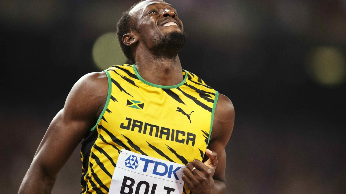 Usain Bolt fait une annonce pour sa retraite