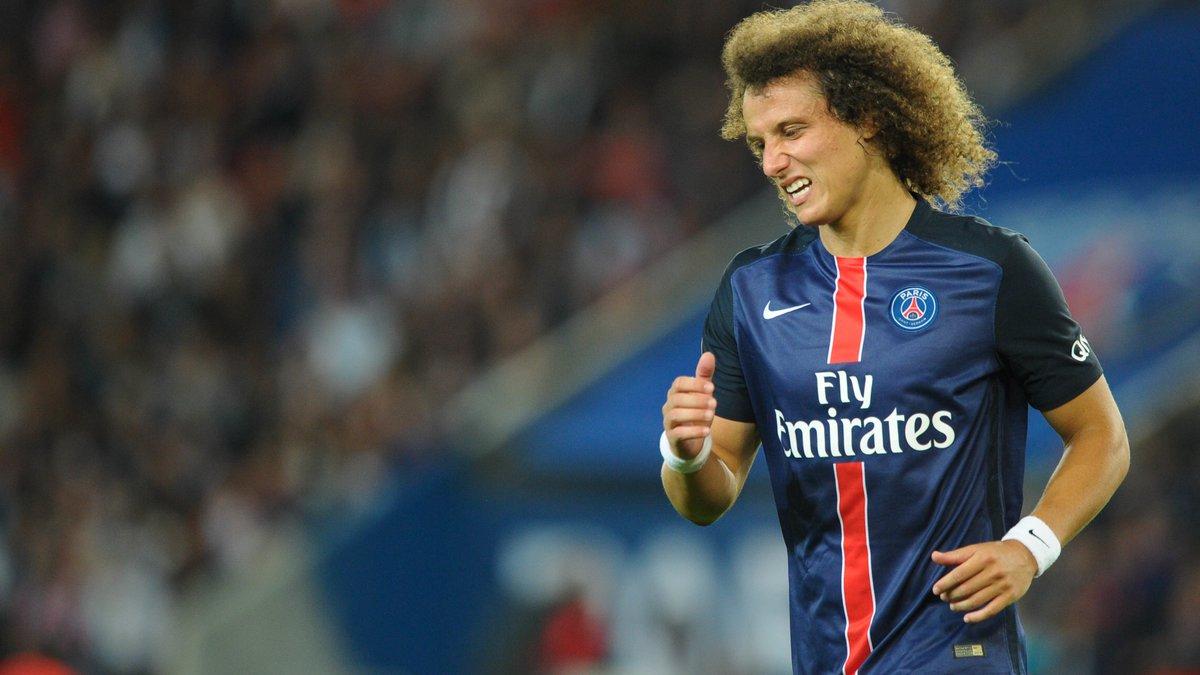 PSG : David Luiz livre une confidence amusante sur l'arrivée de Di Maria