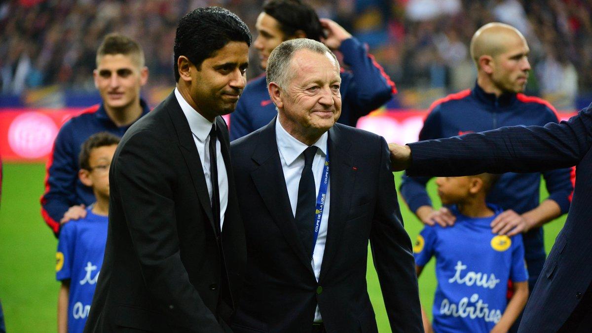 Mercato - OL : Quand Jean-Michel Aulas ironise sur les investissements du PSG !