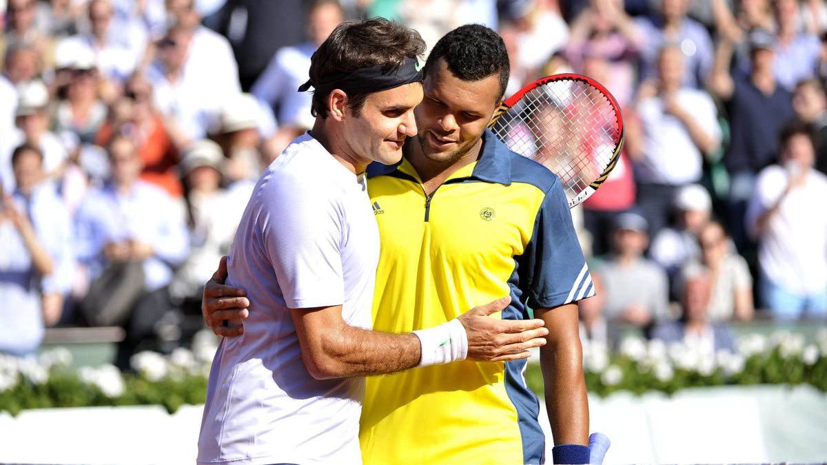 Tennis - US Open : Tsonga �voque les chances de Roger Federer !