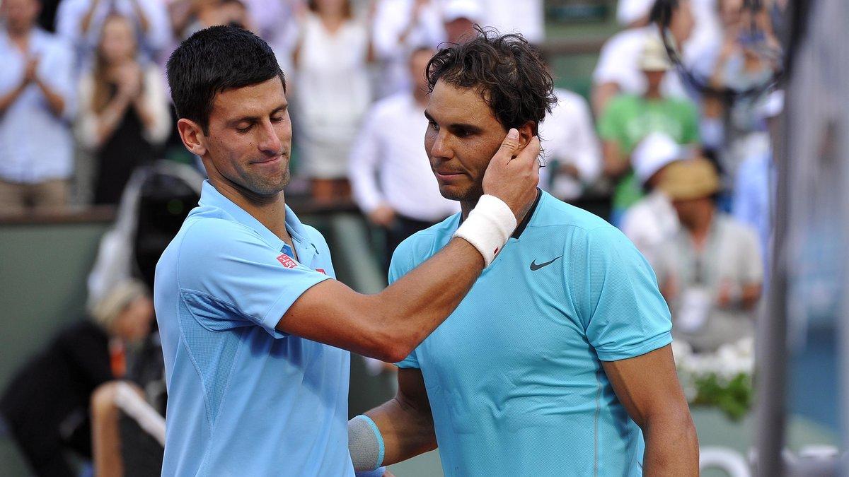 Tennis : Quand Djokovic déstabilise Nadal avec une peluche Mickey