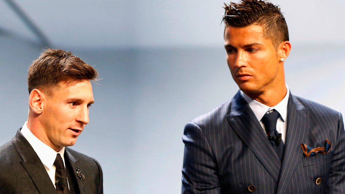 Cristiano Ronaldo est rentré en guerre à cause de Messi — Real Madrid