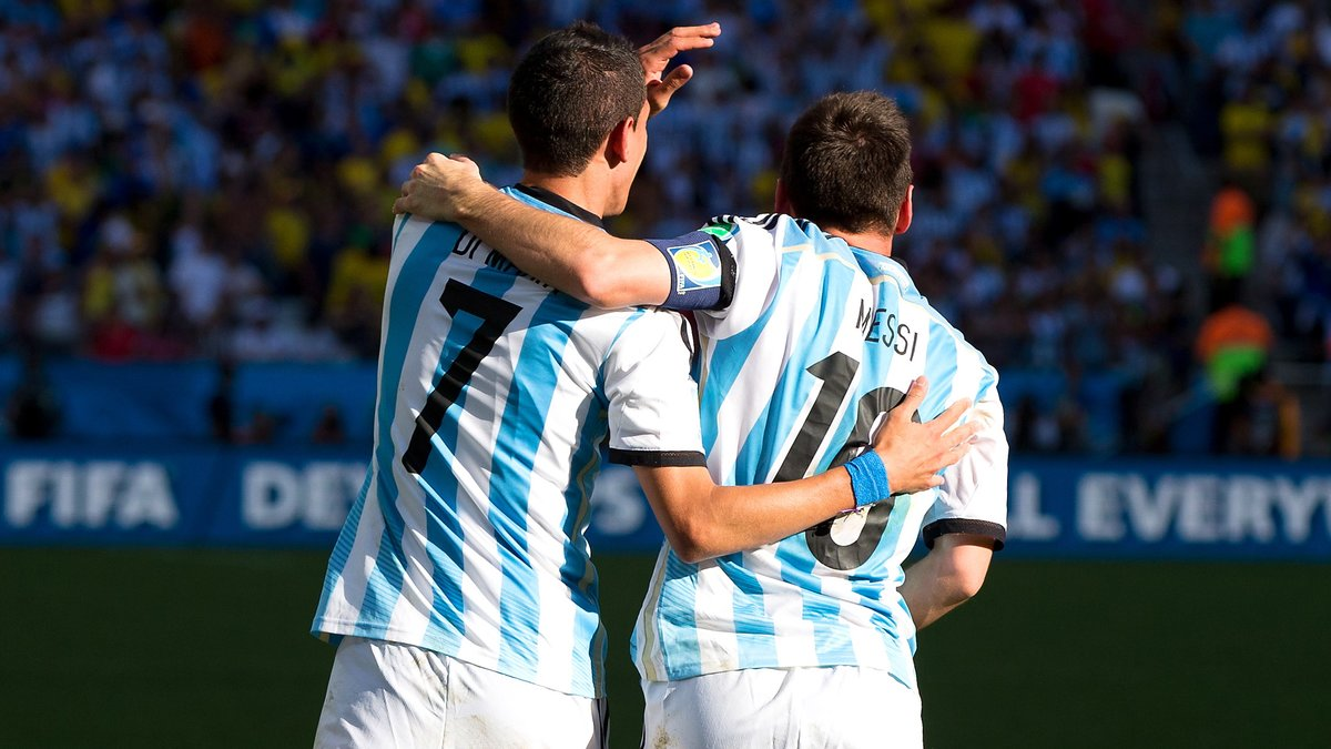 Après Lavezzi, Angel Di Maria envoie un message à Messi