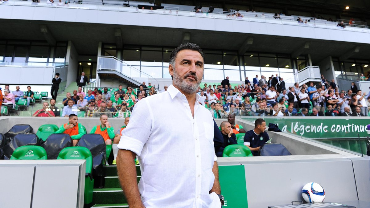Mercato - ASSE : Cet entraîneur de Ligue 1 intéressé par le banc des Verts !