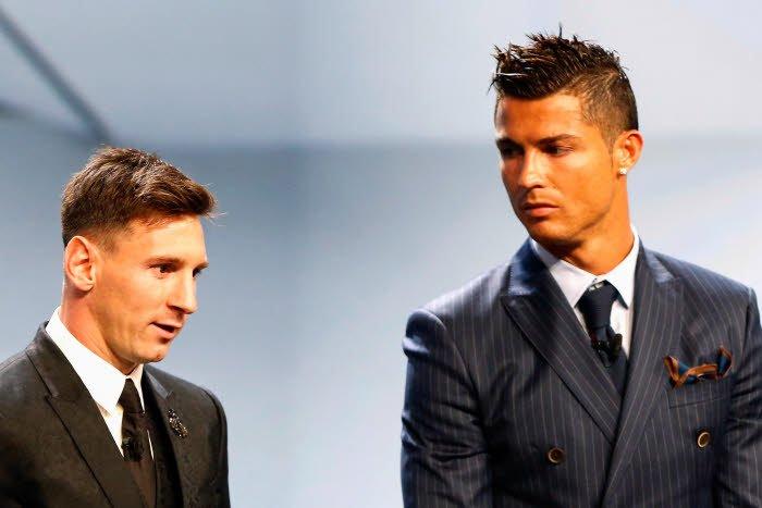 Insolite : Messi, Cristiano Ronaldo... Un regard différent sur l'avenir de leurs enfants !
