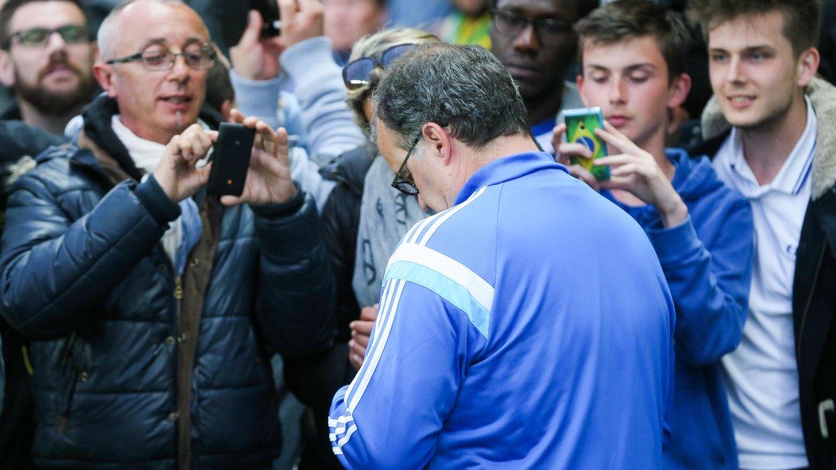 Mercato - OM : Ce joueur de Ligue 1 qui tacle sèchement Marcelo Bielsa !