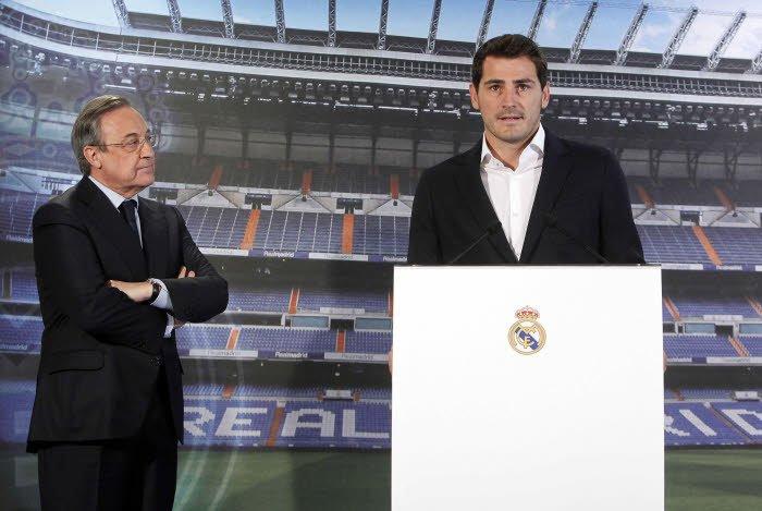 Real Madrid : «Casillas ? Florentino Pérez a été le complice de Mourinho»