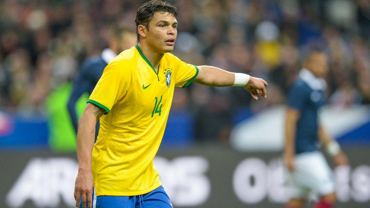 PSG - Malaise : Nouveau coup dur pour Thiago Silva avec la sélection brésilienne