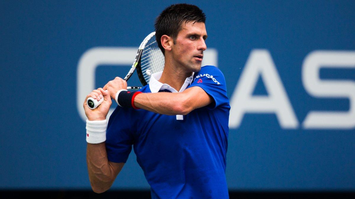 Novak Djokovic explose sa raquette en plein match