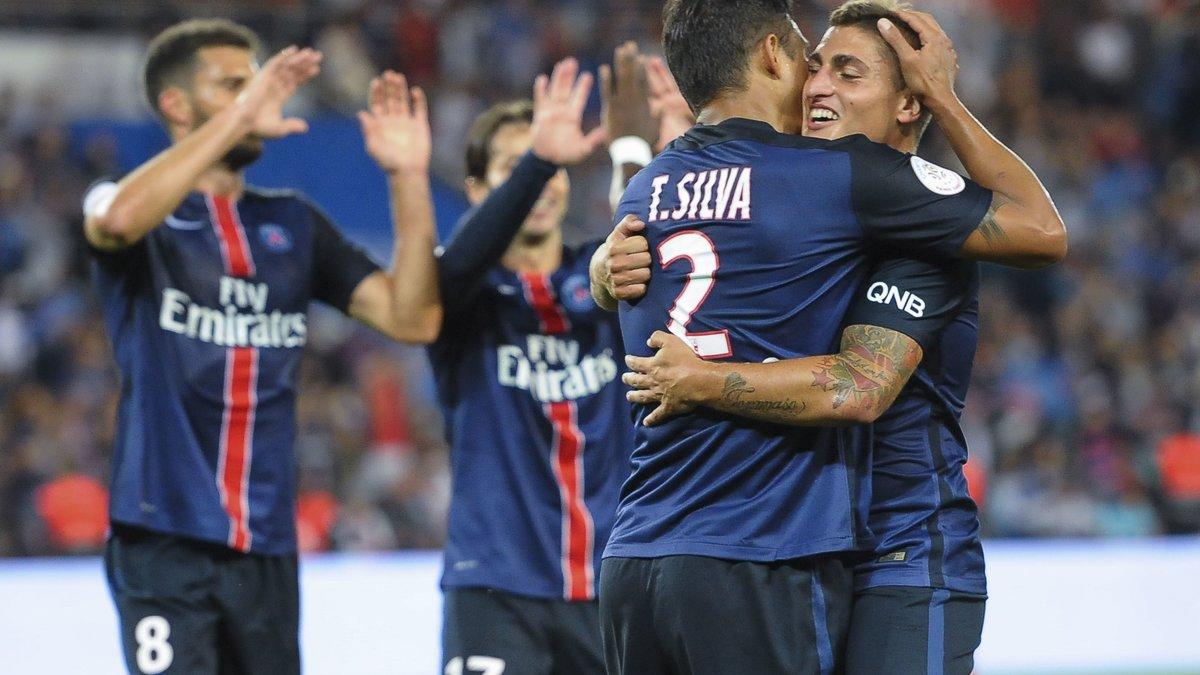 Thiago Silva s'enflamme pour l'effectif du PSG et l'arrivée d'Angel Di Maria