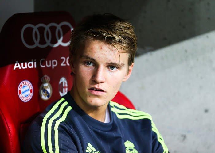 Real Madrid : Quand Martin Ødegaard encense Zinedine Zidane