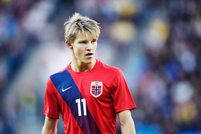 Martin Ødegaard révèle qu'il aurait pu rejoindre la Premier League