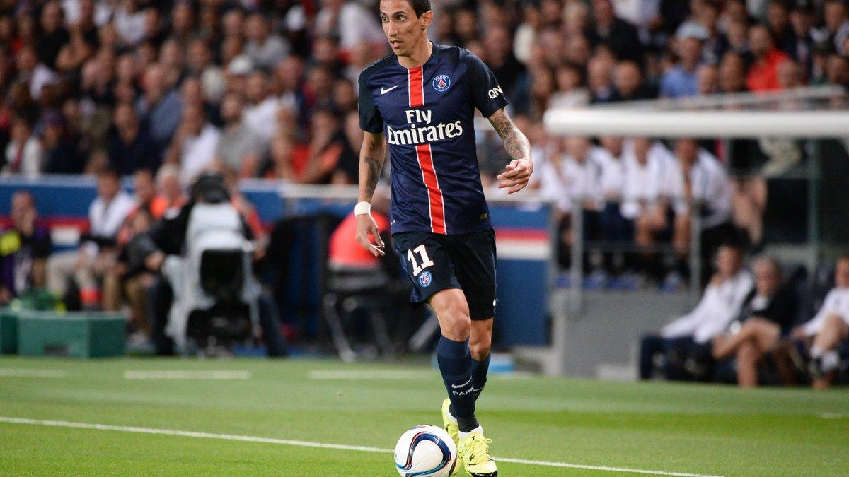 PSG : Laurent Blanc sait comment faire jouer Angel Di Maria