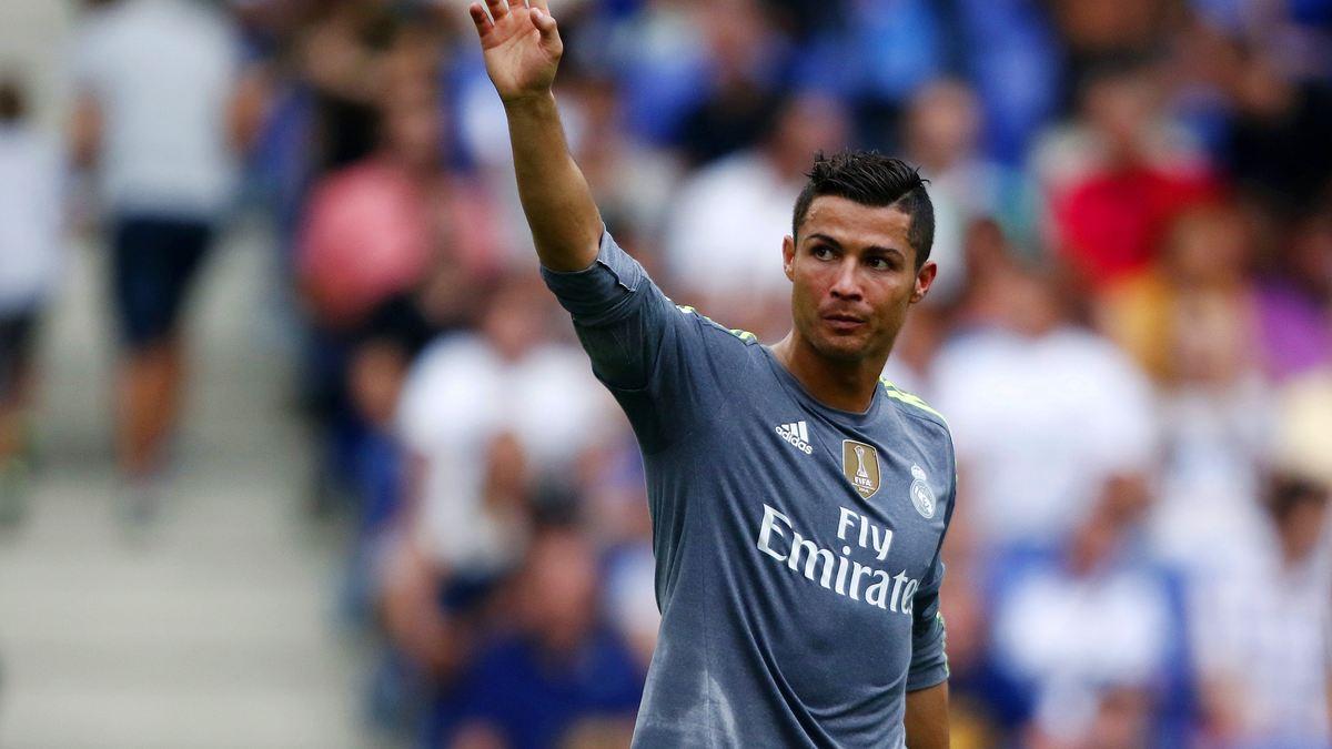 Quand la mère de Cristiano Ronaldo essaie d'imiter son fils