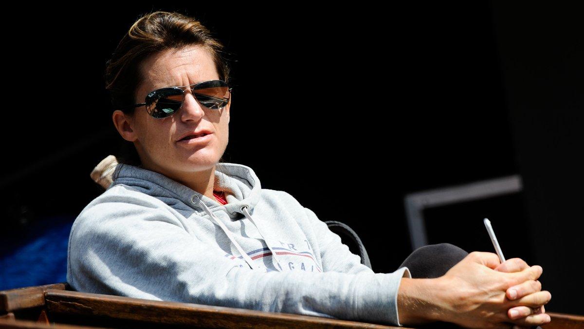 Tennis : Mauresmo se prononce sur le capitanat de l'�quipe de France !