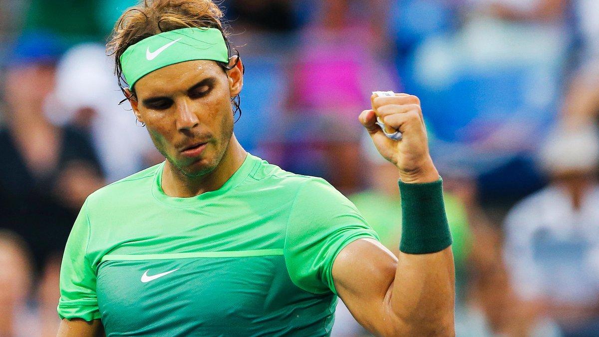 Rafael Nadal affiche déjà ses objectifs pour la prochaine saison
