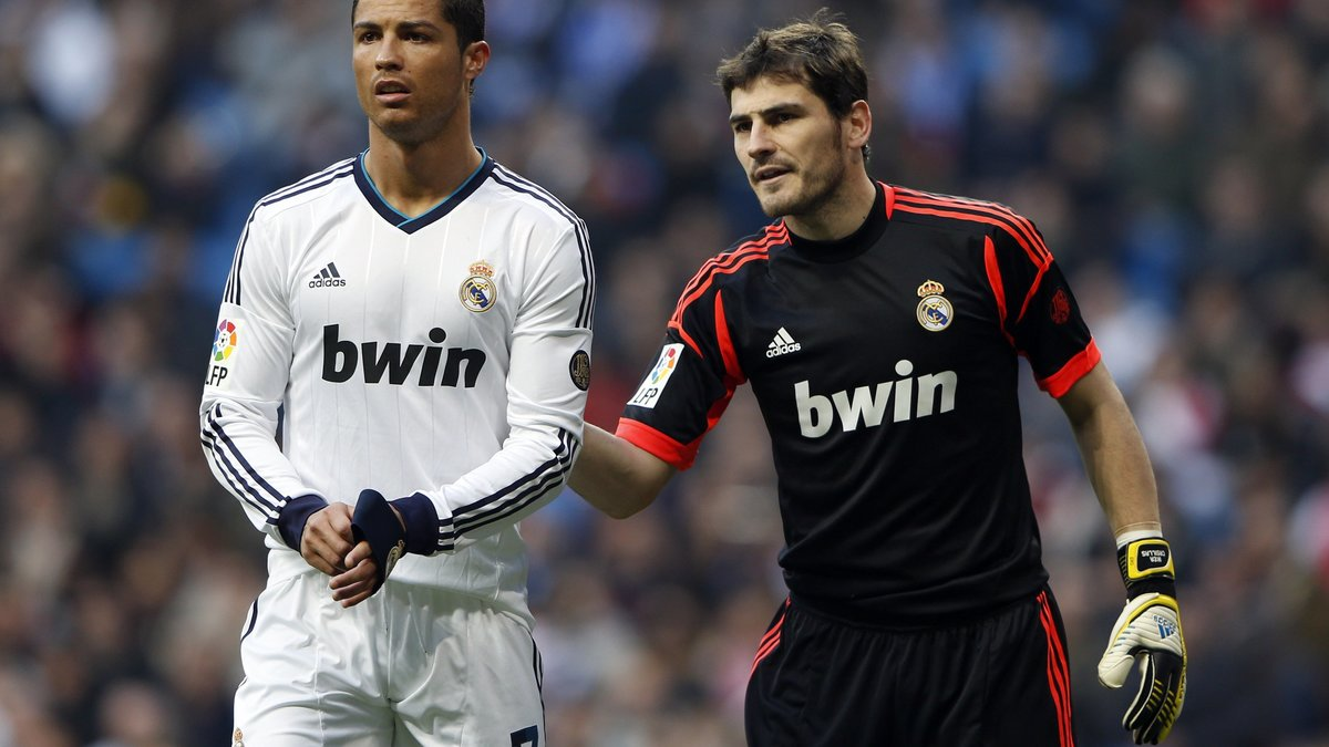 Iker Casillas revient sur sa relation «merveilleuse» avec Cristiano Ronaldo