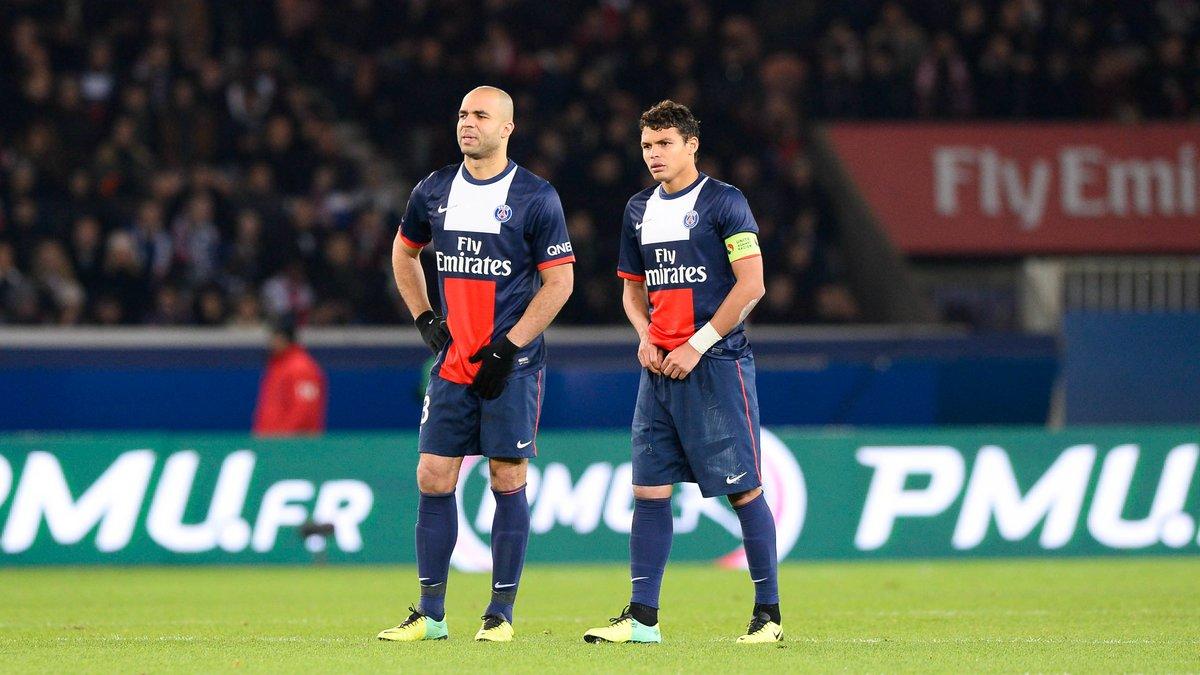 PSG : Thiago Silva jusqu'en 2020