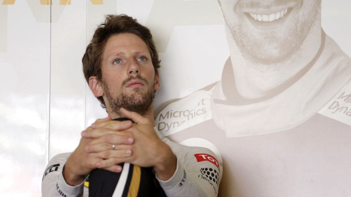 L'énorme carton de Romain Grosjean au Grand Prix de Russie