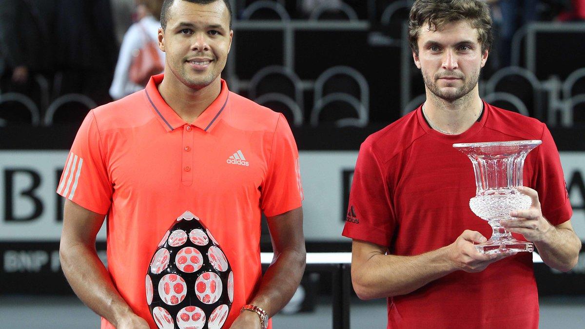 Tennis : L'analyse de Gilles Simon apr�s sa d�sillusion contre Jo-Wilfried Tsonga !
