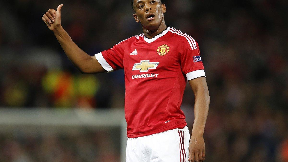 Mercato - Manchester United : Martial revient sur l'importance de Van Gaal dans son transfert