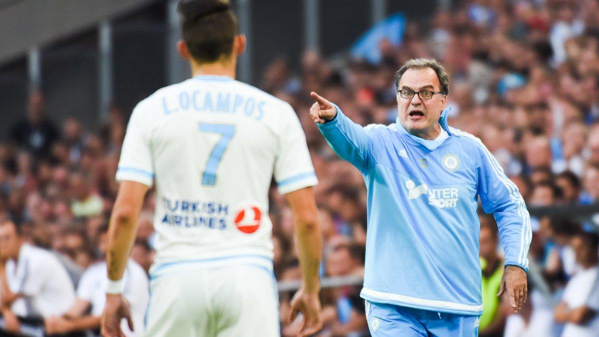 OM : Quand Lucas Ocampos affiche un désaccord avec Marcelo Bielsa