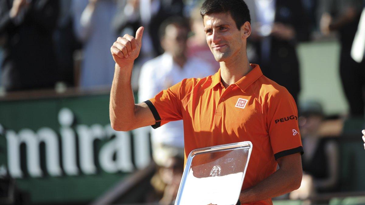 Quand Novak Djokovic revient sur sa défaite en finale de Roland-Garros