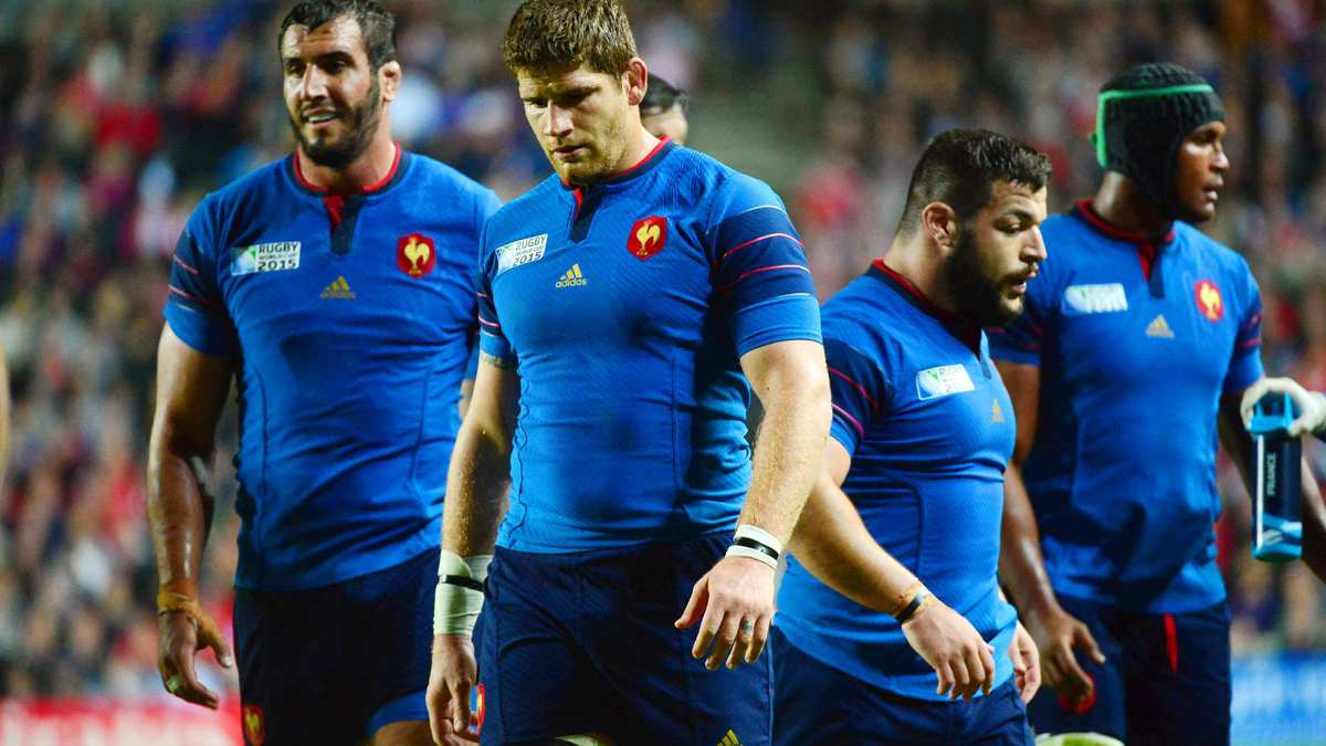 Rugby - XV de France : «On a envie de faire rêver les Français»