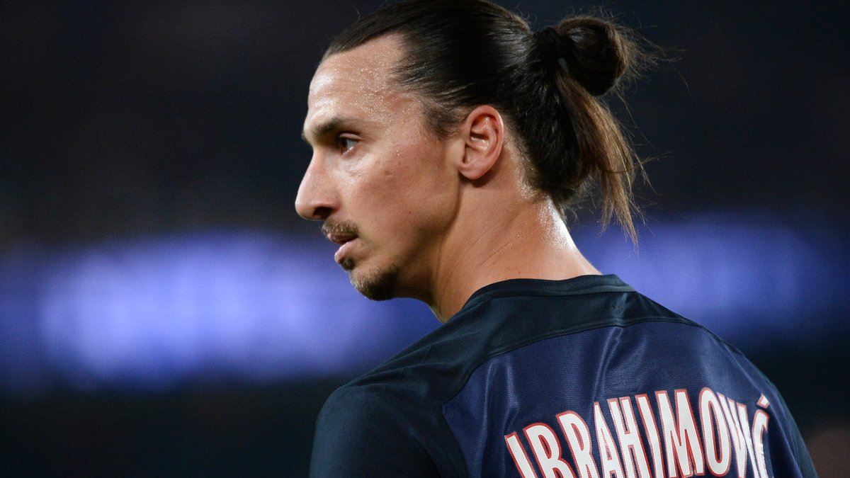 Le surprenant cliché de Zlatan Ibrahimovic à la neige
