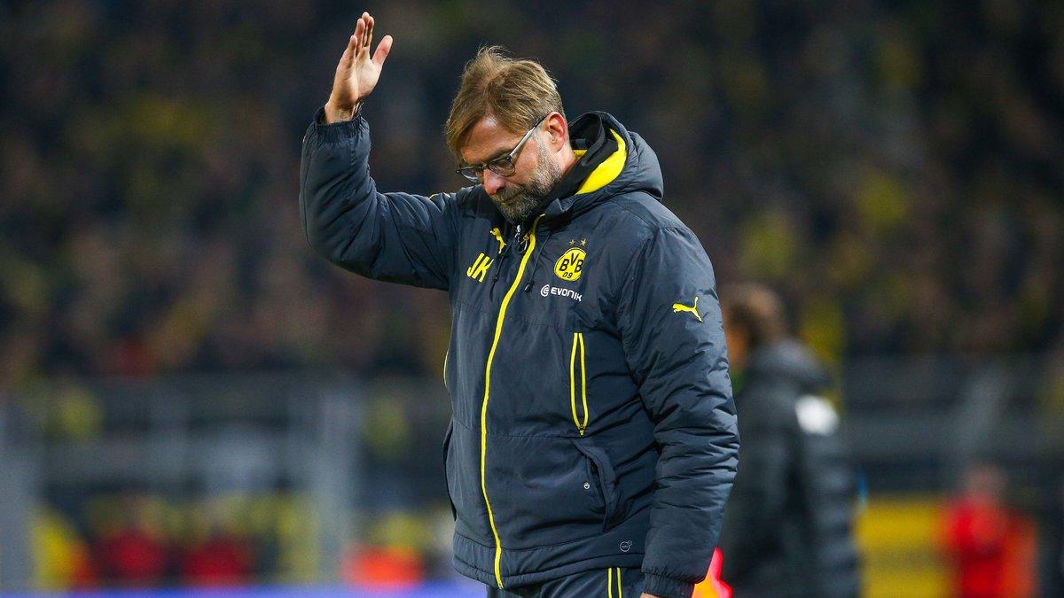 Klopp s'exprime sur sa possible arrivée à Liverpool