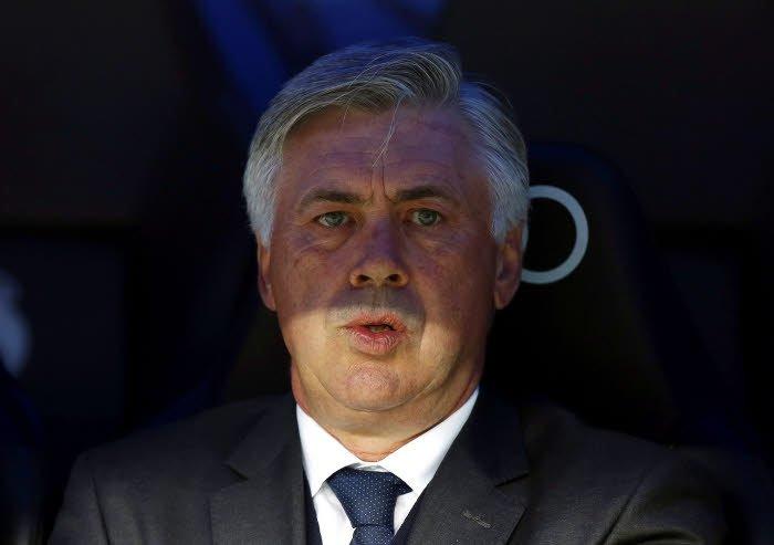 Carlo Ancelotti évalue les chances du PSG et désigne ses concurrents