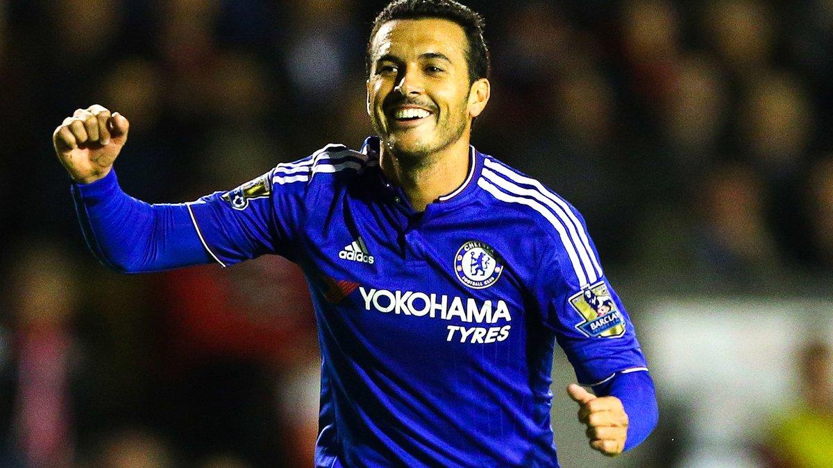 Chelsea : Quand Pedro se dit «heureux» d'avoir quitté Barcelone