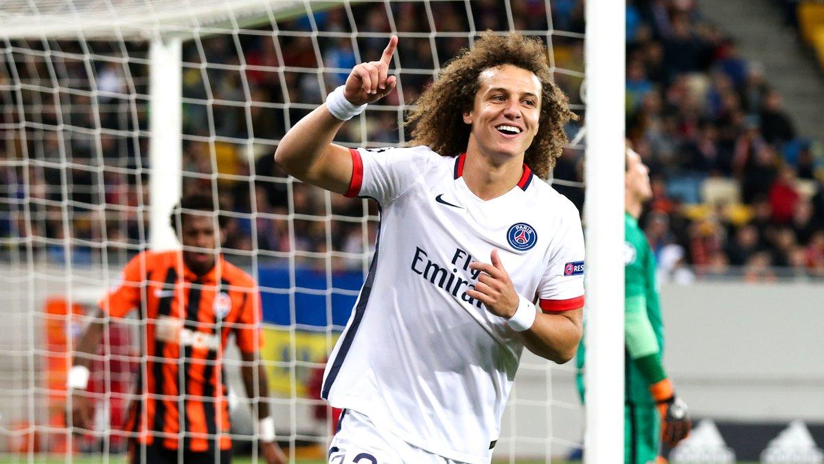 PSG : L'agent de David Luiz annonce enfin la durée de son indisponibilité