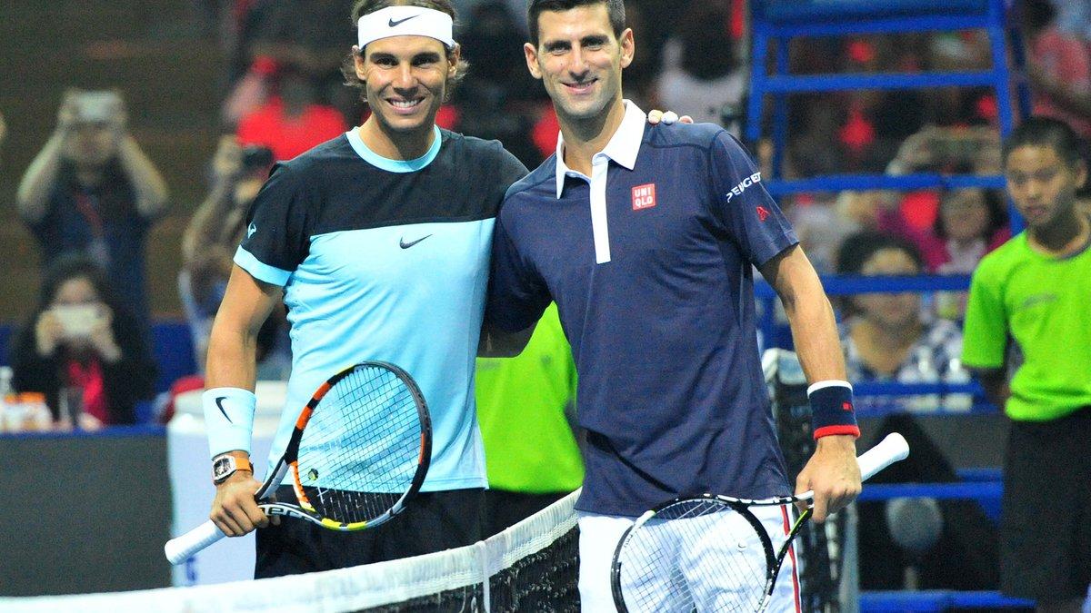 Tennis : Pour Novak Djokovic, �Rafael Nadal reste le roi de la terre battue�