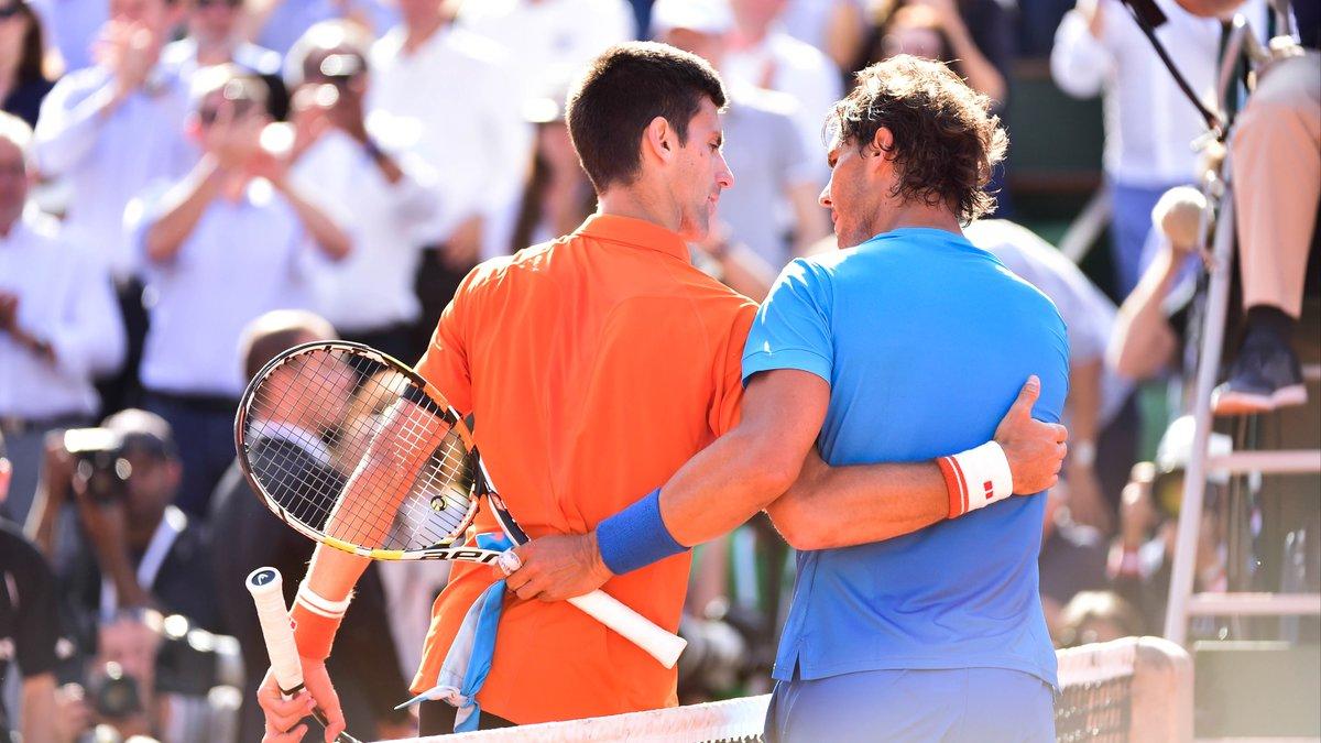 JO RIO 2016 - Tennis : Novak Djokovic espère affronter Rafael Nadal en demi-finale