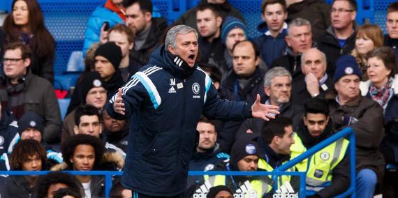 Chelsea : Abramovich, licenciement� Mourinho s�r de lui pour son avenir