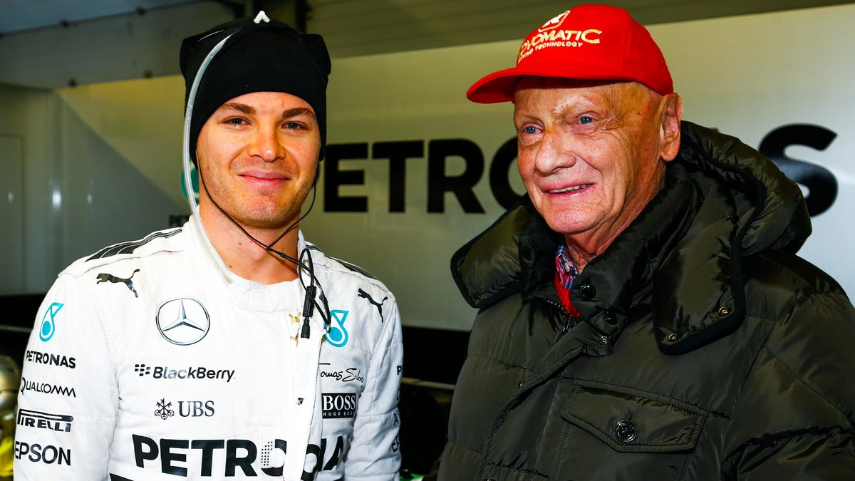 Ni Vettel ni Wehrlein ne remplaceront Rosberg