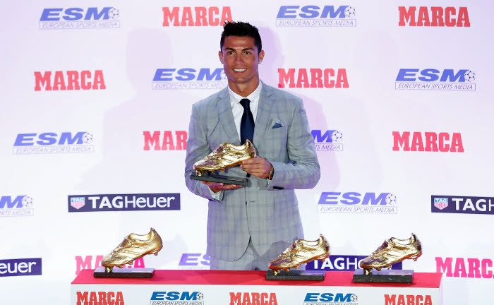 Ce moment gênant avec le fils de Cristiano Ronaldo