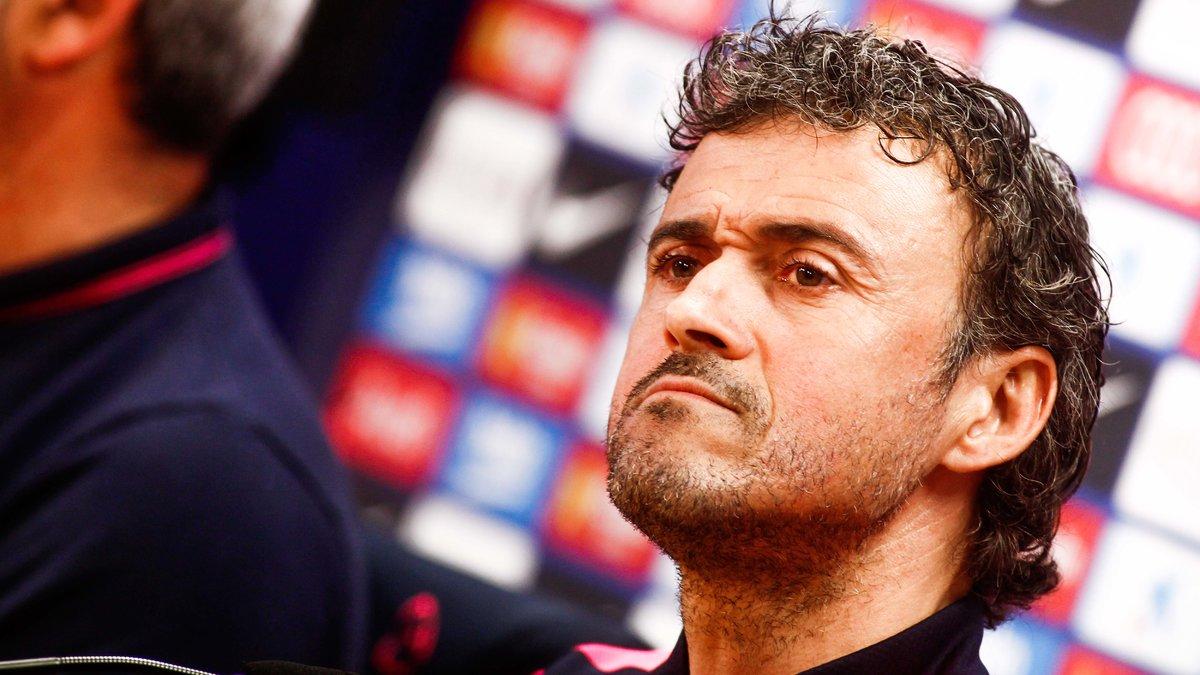 Barcelone : Quand Luis Enrique s'agace de la polémique Neymar