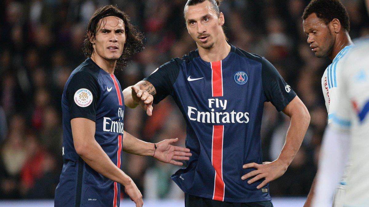 PSG - Insolite : Cavani, Mourinho… Les chouchous d'Ibrahimovic dévoilés