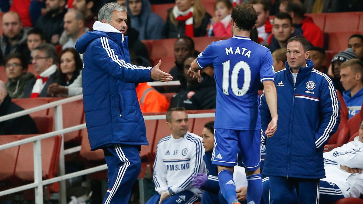 Pol�mique : Juan Mata r�pond s�chement � Jos� Mourinho apr�s ses critiques