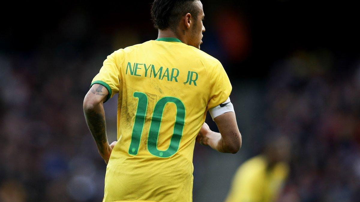 Dunga met la pression sur Neymar
