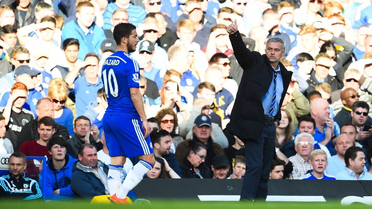 Clash : Mourinho allume Eden Hazard