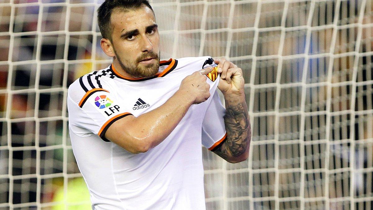 Le Barça aurait un plan pour Paco Alcacer