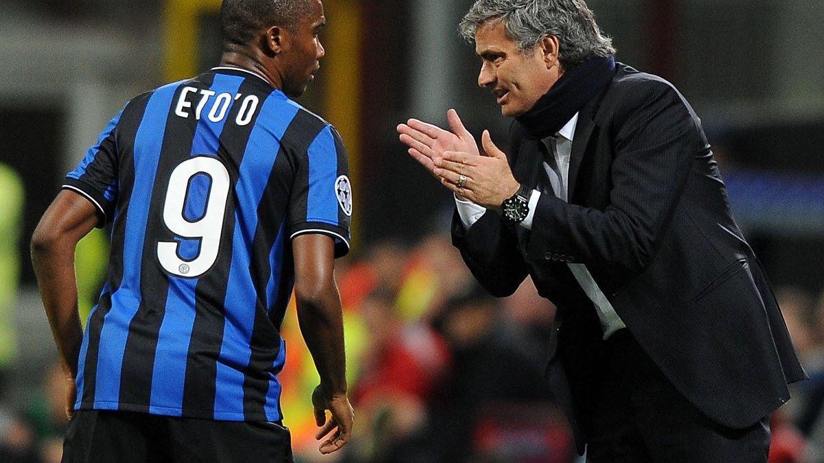 PSG : Samuel Eto'o évoque la piste Mourinho au PSG