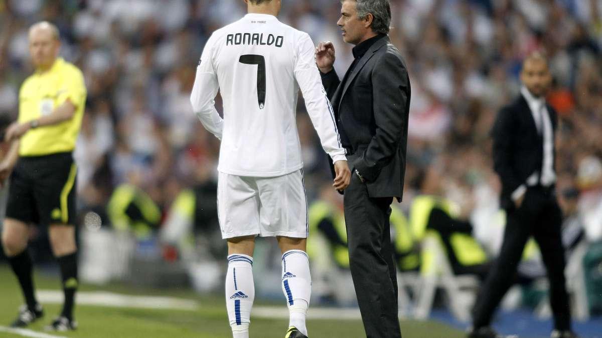 Real Madrid : Cristiano Ronaldo ouvre la porte à une nouvelle collaboration avec Mourinho