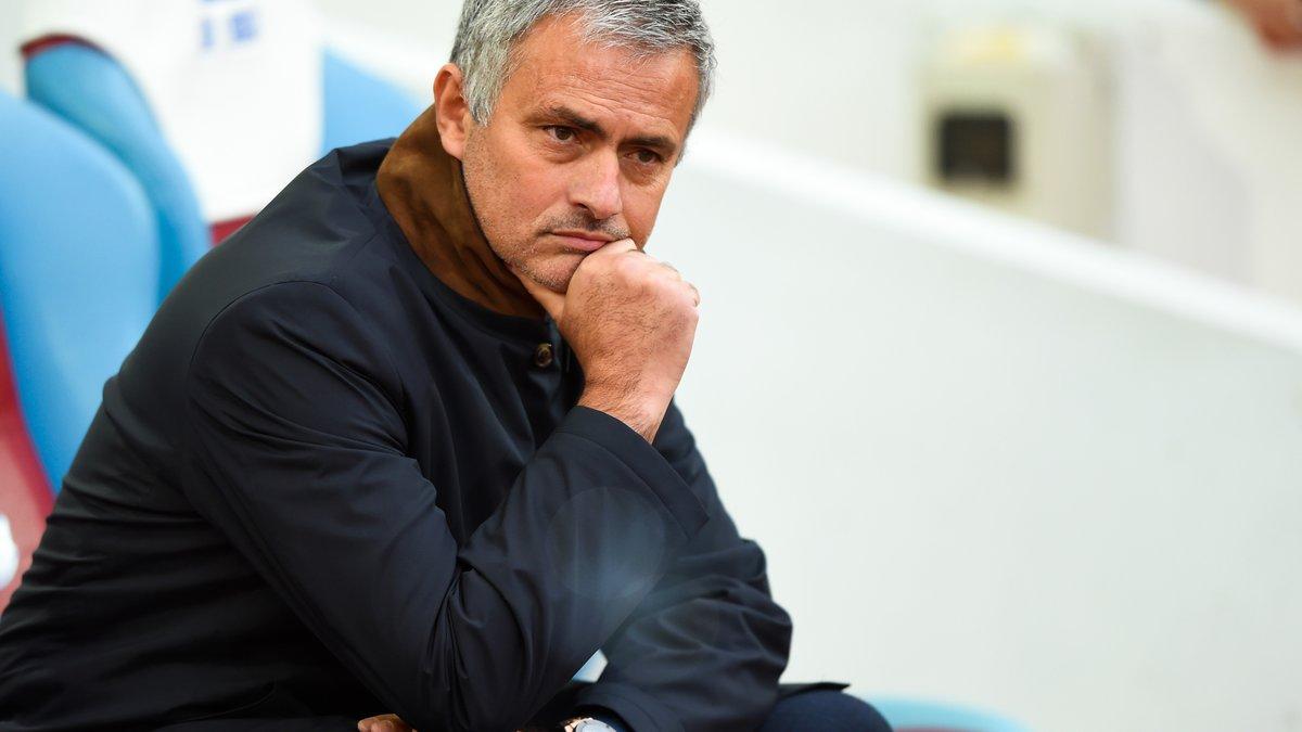 Insolite : La dernière punchline de José Mourinho sur sa suspension